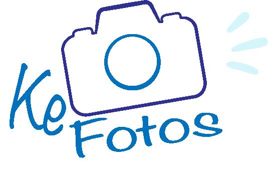 KeFotos Logo